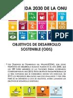 Desarrollo Sustentable Trabajo ODS10