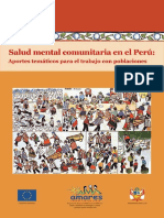 2006 GTSM - Salud Mental Comunitaria
