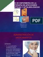 Administracion de Medicamentos -II