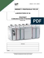 Laboratorio-06-DCS-Redes Ethernet TCPIP - Comunicacion Ethernet IPBNHN