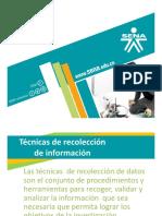 Tecnicas de Recoleccion de Informacion - Copia