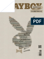 Playboy Argentina Especial Entrevistas