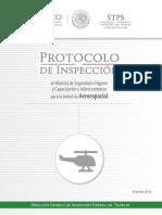 Protocolo Industria Aeroespacial