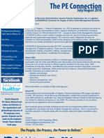 Patricio Enterprises Newsletter July/August 2010