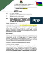 Modelo Informe Jurídico