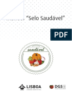 Manual Selo Saudavel CML 2016