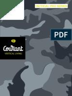 Courant Tactical Militar