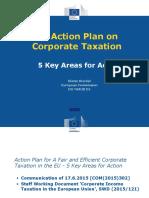 A Fair and Efficient Corporate Taxation Presentation Eco 28 8
