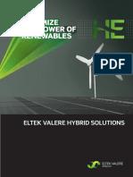 ELTEK Valere Hybrid Solutions