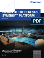 Book Basics of the Renesas Synergy Platform 1703