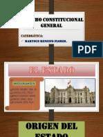 Trabajo de Derecho Constitucional General - II Listo