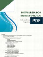 Metalurgia Dos Metais Ferrosos 1 v2