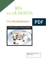 Teoria Ecogogista PDF