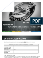 Tshaft Best Maintenance Practices 2015