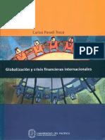 Globalizacion y Crisis Financieras Internacionales