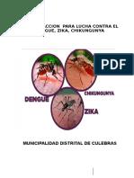 Plan Dengue Para Municipios