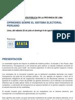 2017-08 Sistema Electoral INFORME FINAL
