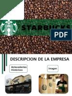 PPT DE STARBUCKS Curso Comunicación Externa