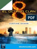 El Octavo Clan - Justine Evans