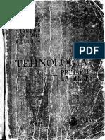 Tehnologia Presarii La Rece