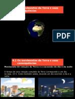 Ppt 7 -Os Movimentos Da Terra e Suas Consequências_fq7