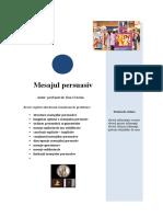 Tema 8 Mesajul Persuasiv (1)