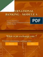 International Banking Module a1052