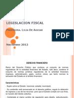 Legislacion Fiscal