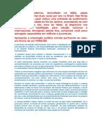 CASO PRATICO - ECA- ADOÇAO INTERNACIONAL.docx