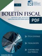 Boletín Fiscal Junio 20172