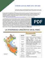 DIVERSIDAD LINGÜÍSTICA EN EL PERÚ.pdf