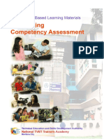 Conduct Competency Assessment 2017