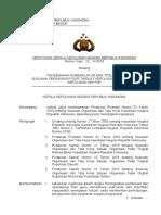 Peraturan Kapolri Nomor 23 Tahun 2010 Tentang Susunan Organisasi Dan Tata Kerja Pada Tingkat Polres