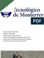 MIV-U2- Actividad 2. Transiciones y Animaciones-Andres Pineda
