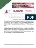 SAFE Publicaciones - X