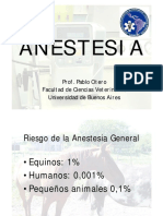 Anestesia General (TIVA)
