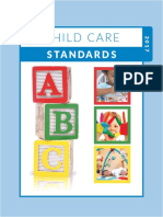 Child Care Standards