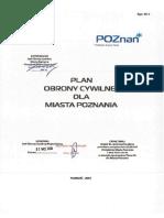 Plan Obrony Cywilnej Dla Miasta Poznania-1