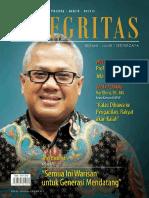 Majalah Integritas Edisi 28 (Oktober 2017)