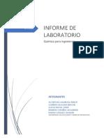Informe de Medicion de Ph