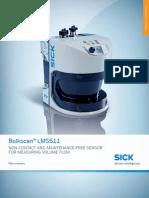 Product Information Bulkscan LMS511 en IM0045613