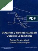Circuitos y sistemas lineales - Curso de Laboratorio.pdf