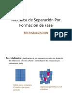 3 CLASE Presentación1-Cristalizac Clase 3 (1)