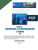 Introducción a La Instrumentación y Control - InEGAS - III