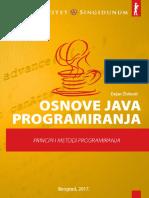 US - Osnove Java Programiranja (1)
