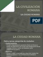 La Ciudad Romana Pdf1