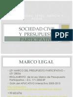 SocCivil yPRESUPUESTO PARTICIPATIVO.pptx