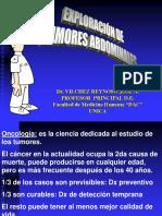 EXPLORACION TUMORES ABDOMINALES-B.ppt