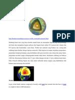 Tugas geokimia