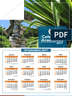 calendario ufsm 2017